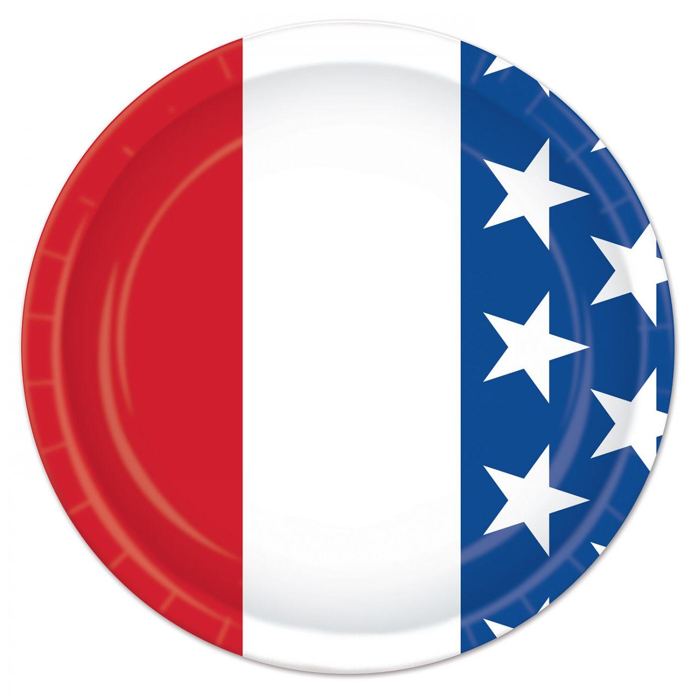 Patriotic Plates image