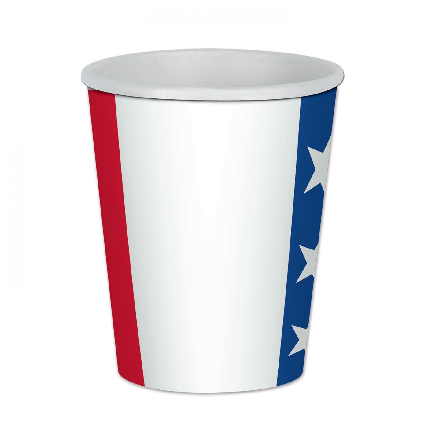 Patriotic Beverage Cups image