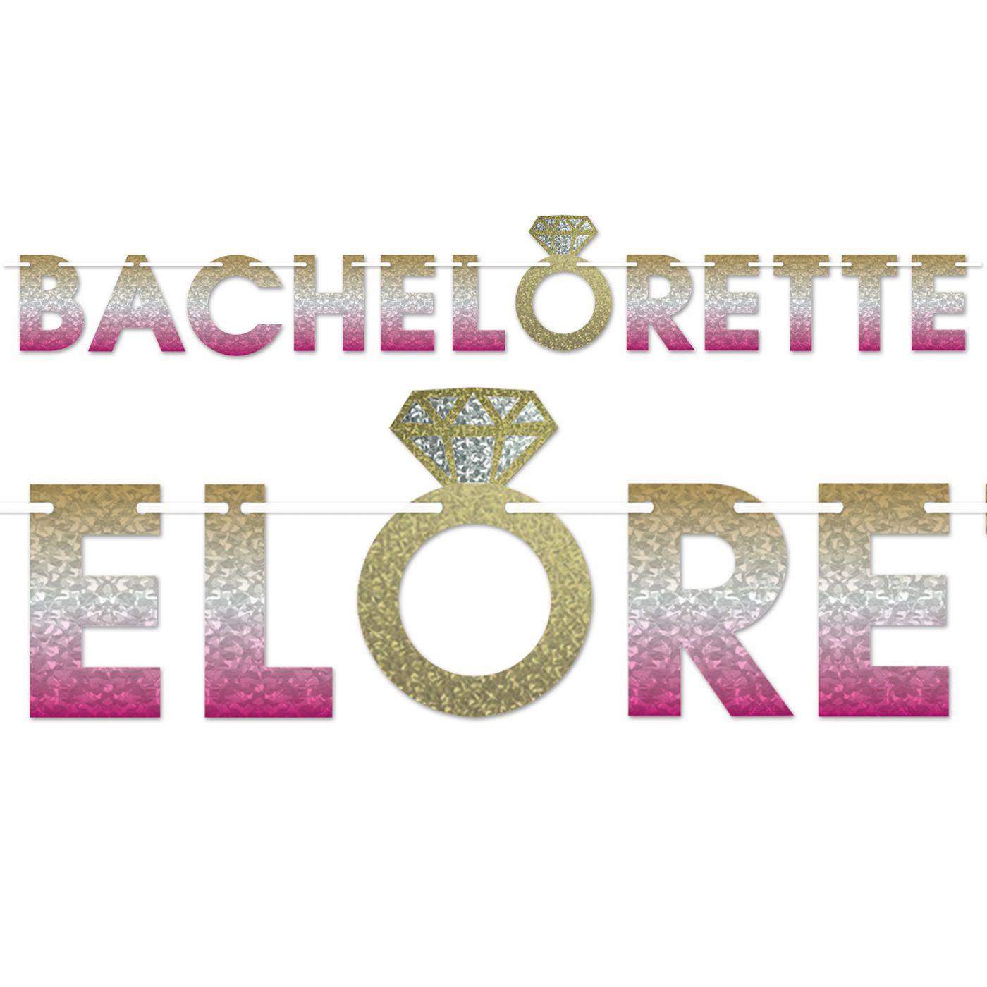 Image of Bachelorette Streamer