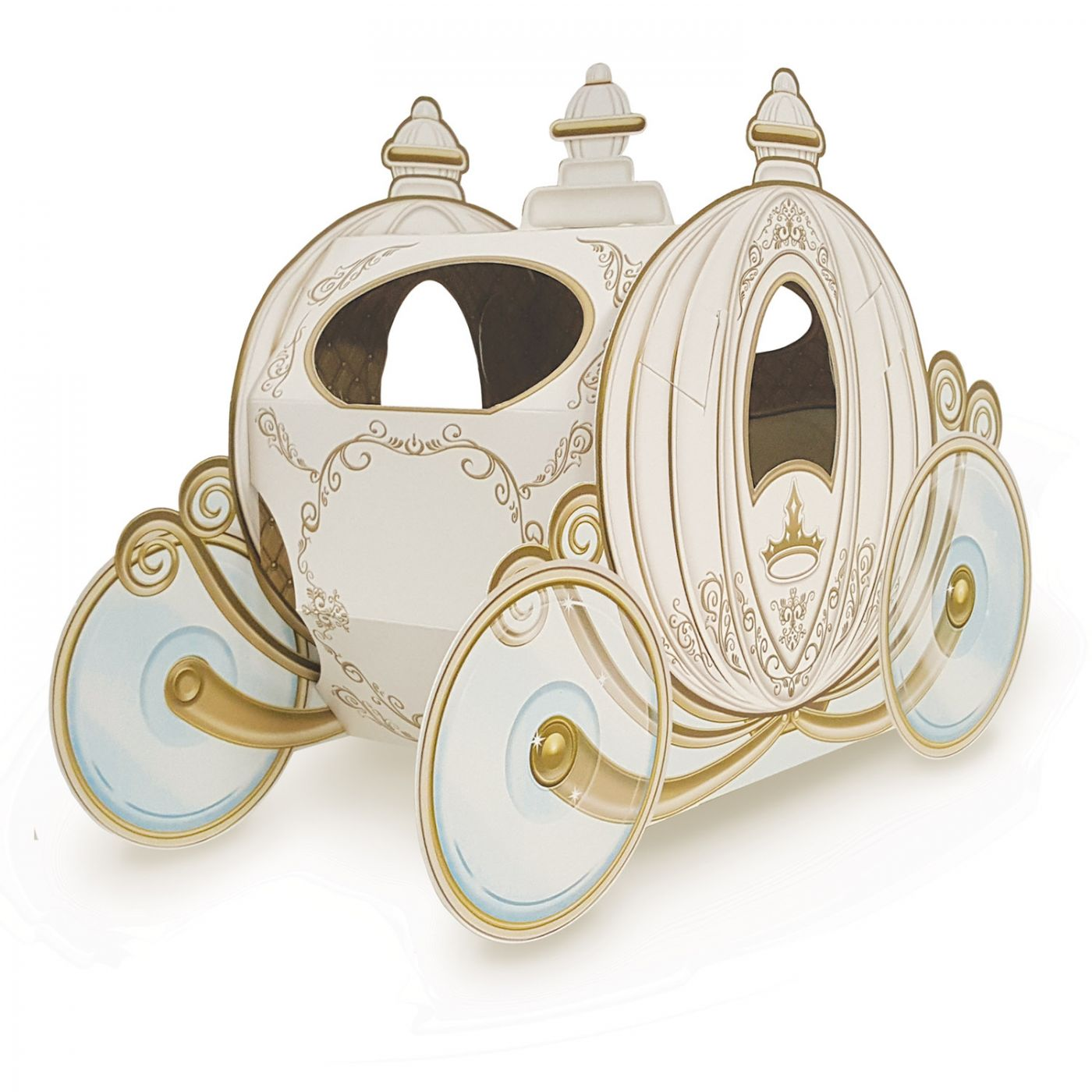 Image of 3-D Carriage Centerpiece