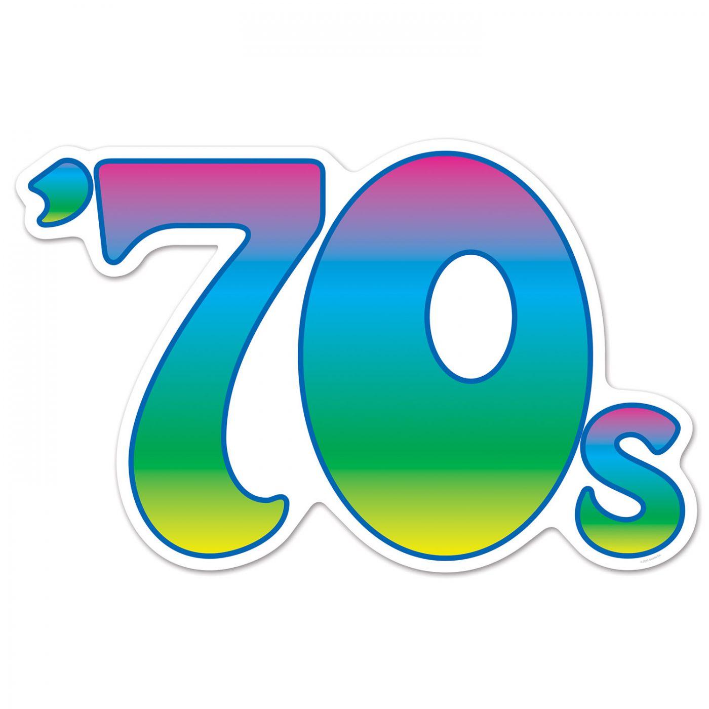 '70's Cutout image