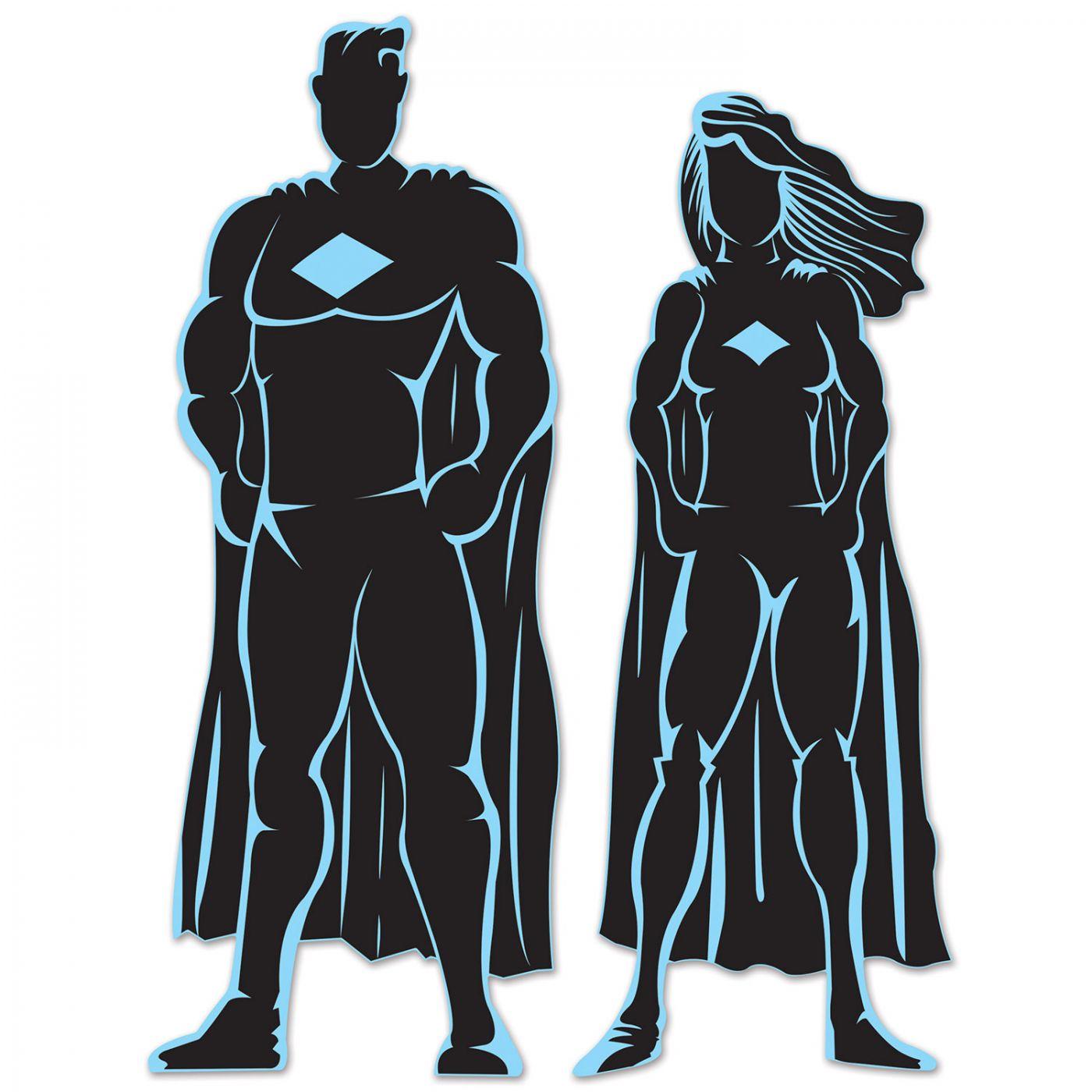 Hero Silhouettes image