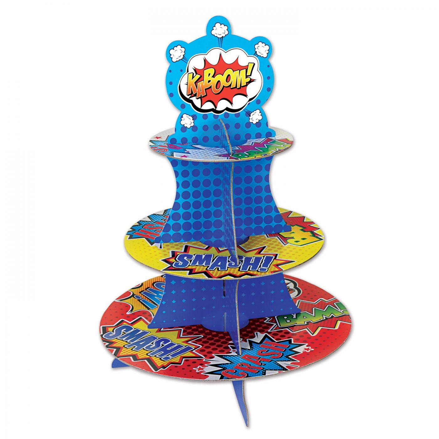 Hero Cupcake Stand image