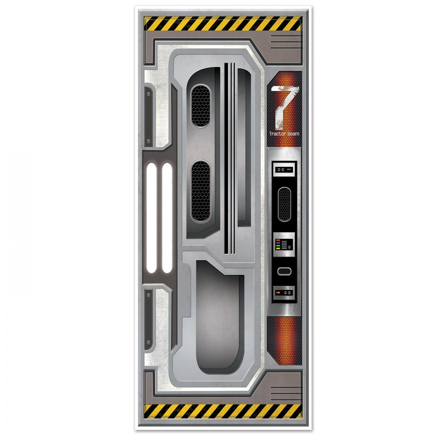 Spaceship Door Cover image