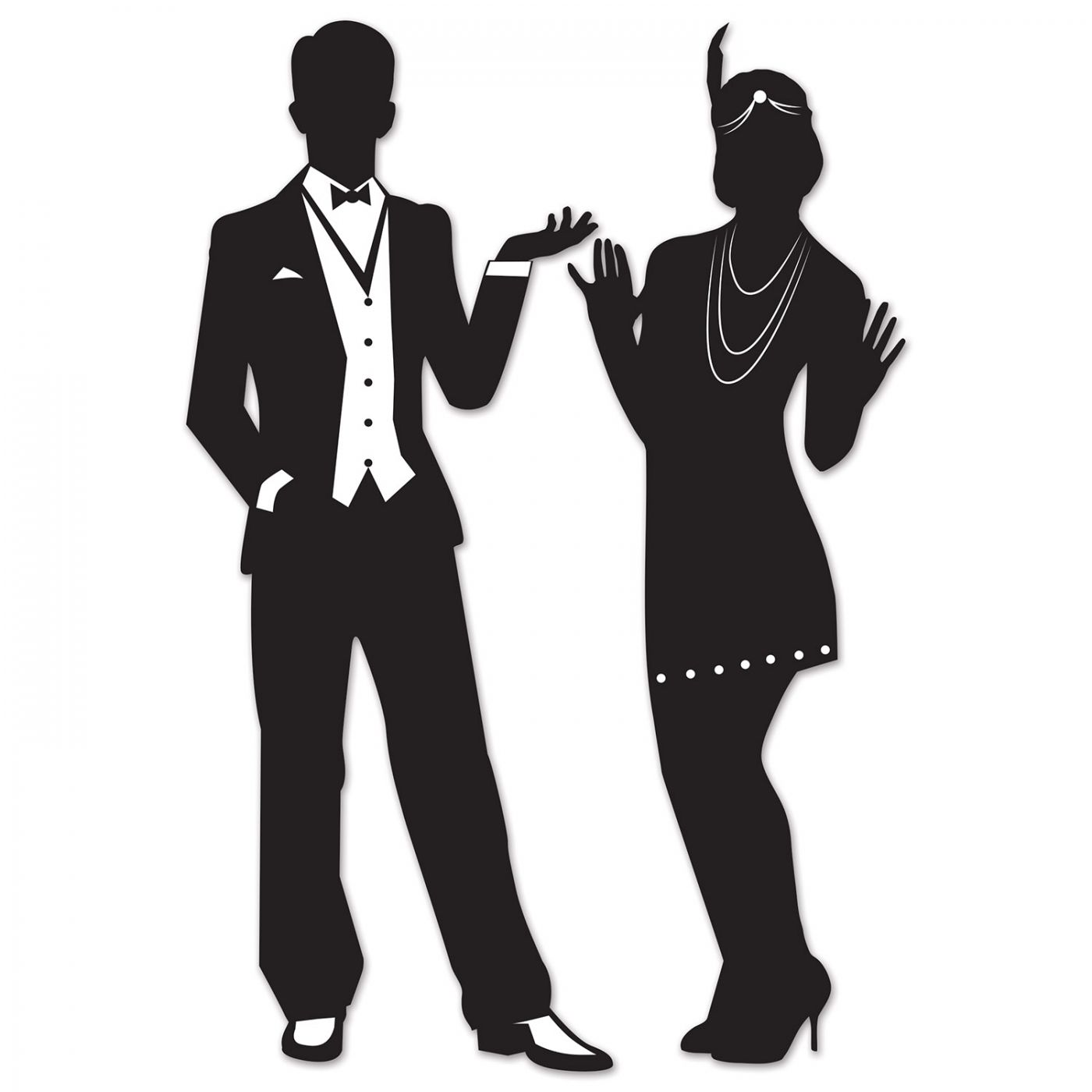 Great 20's Silhouettes image