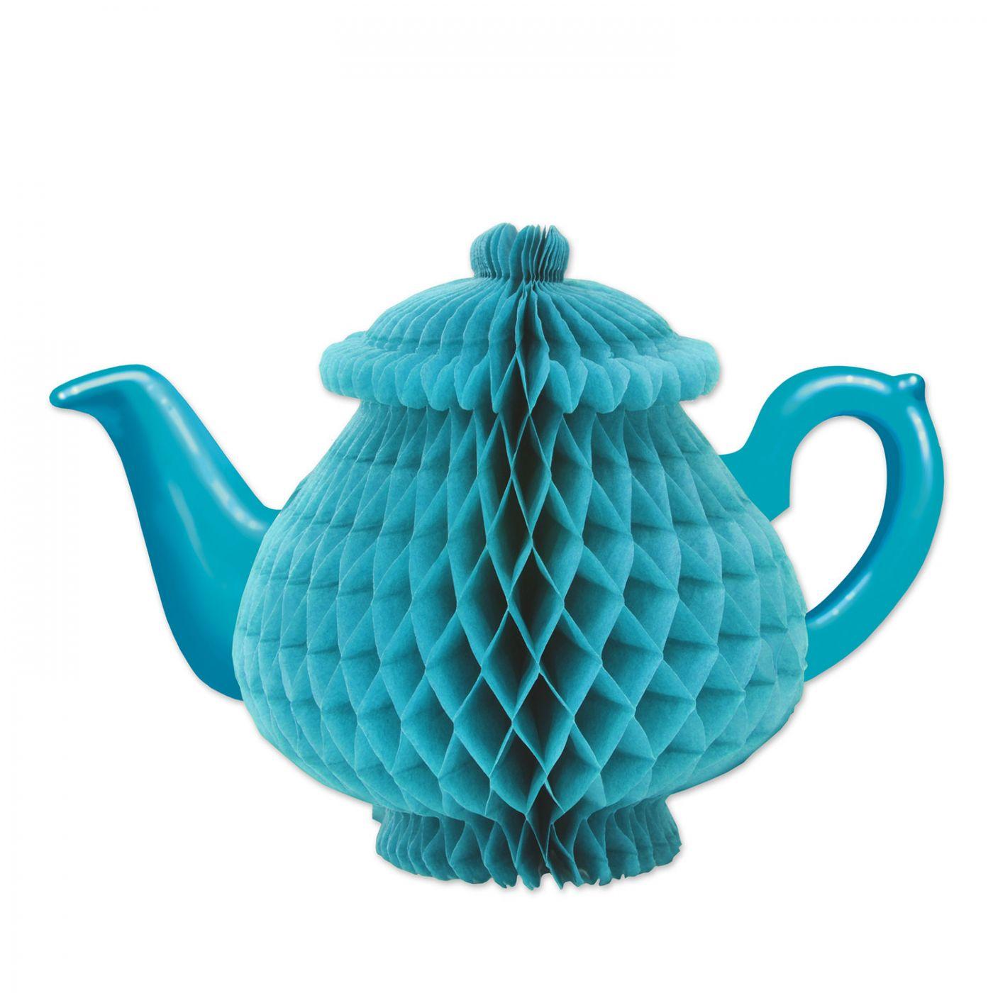 Tissue Teapot Centerpiece image