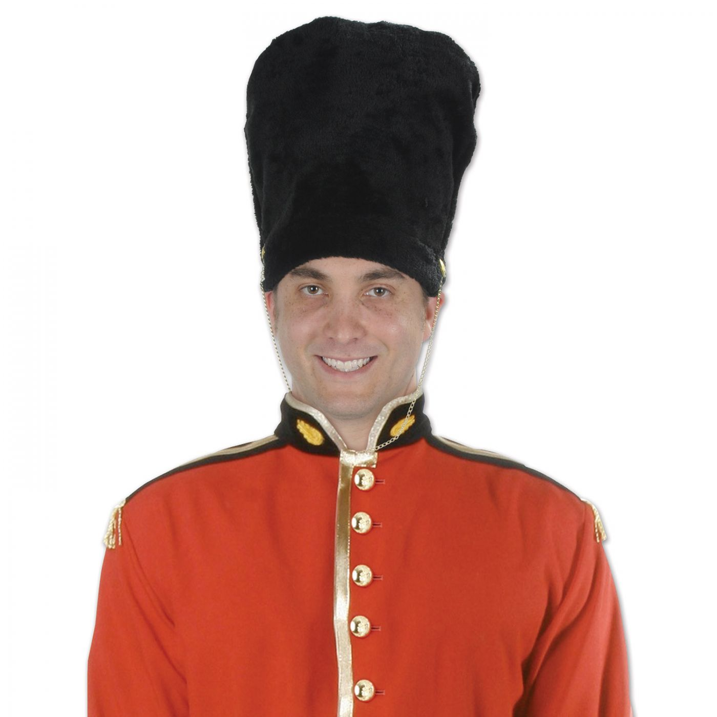 Royal Guard Bearskin Hat image