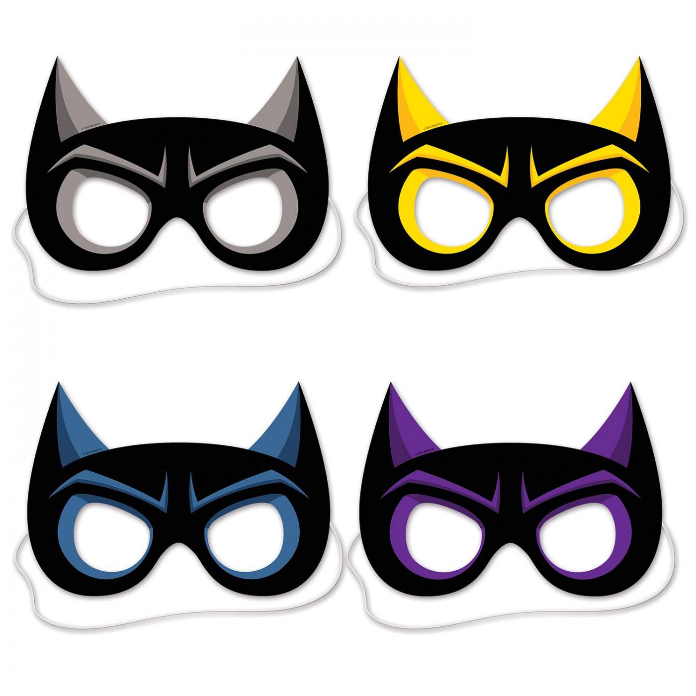 Hero Masks image