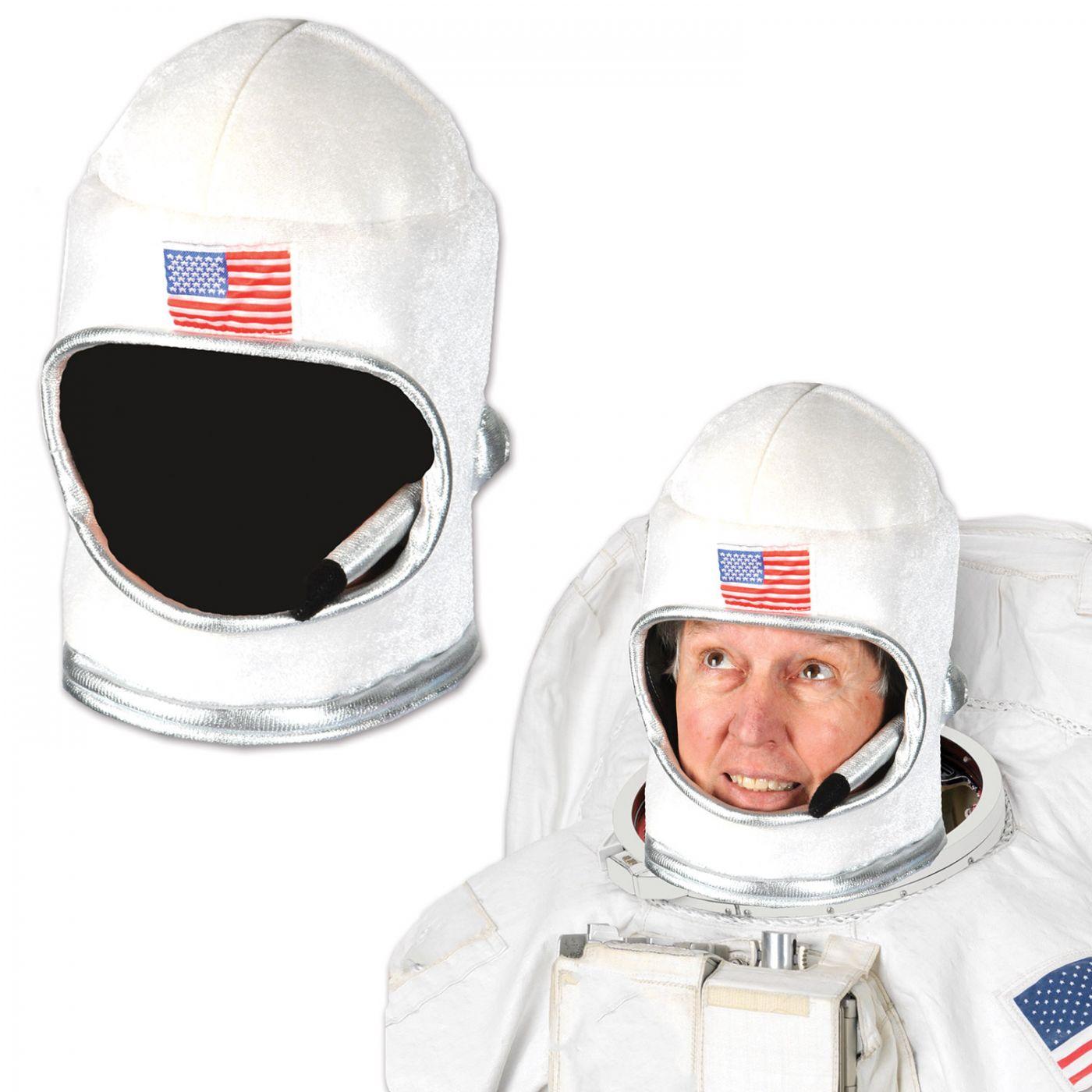 Plush Astronaut Helmet (6) image