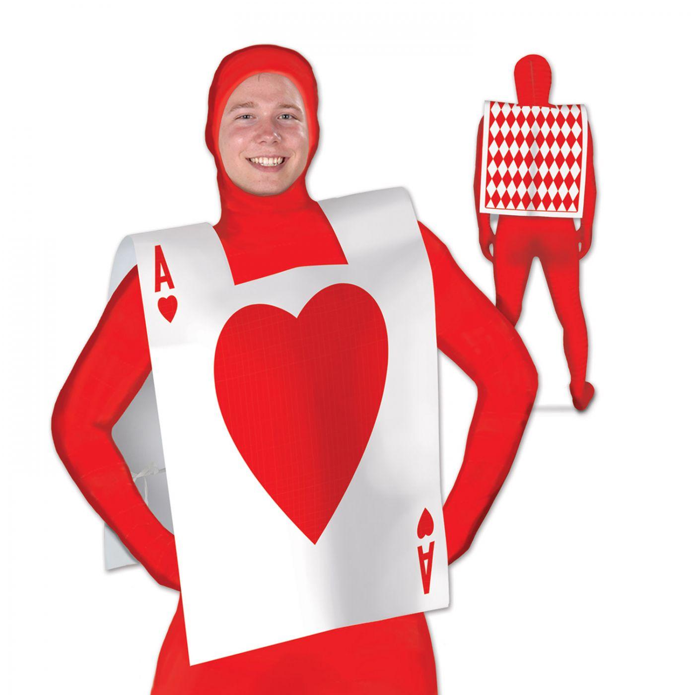 Plastic Card  Suit  Vest image