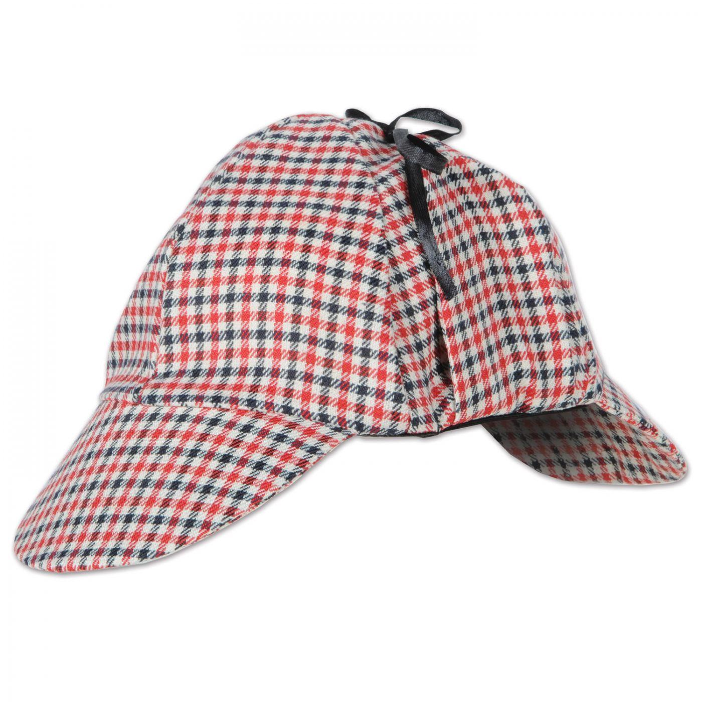 Deerstalker Hat image