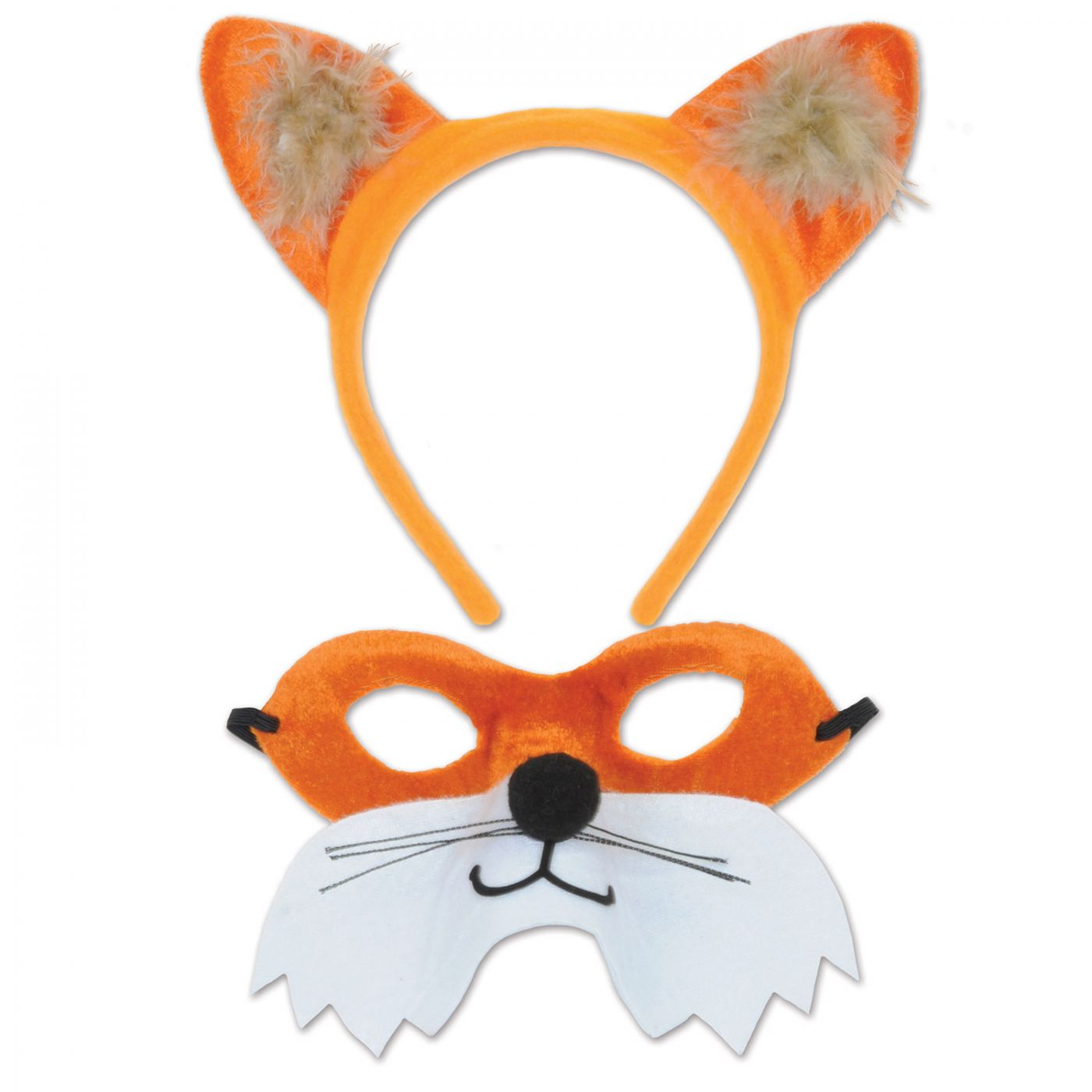 Fox Headband & Mask Set image
