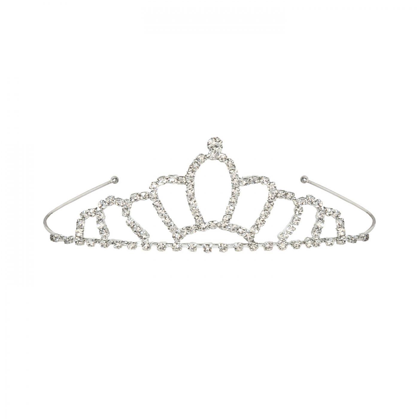 Royal Rhinestone Tiara (6) image