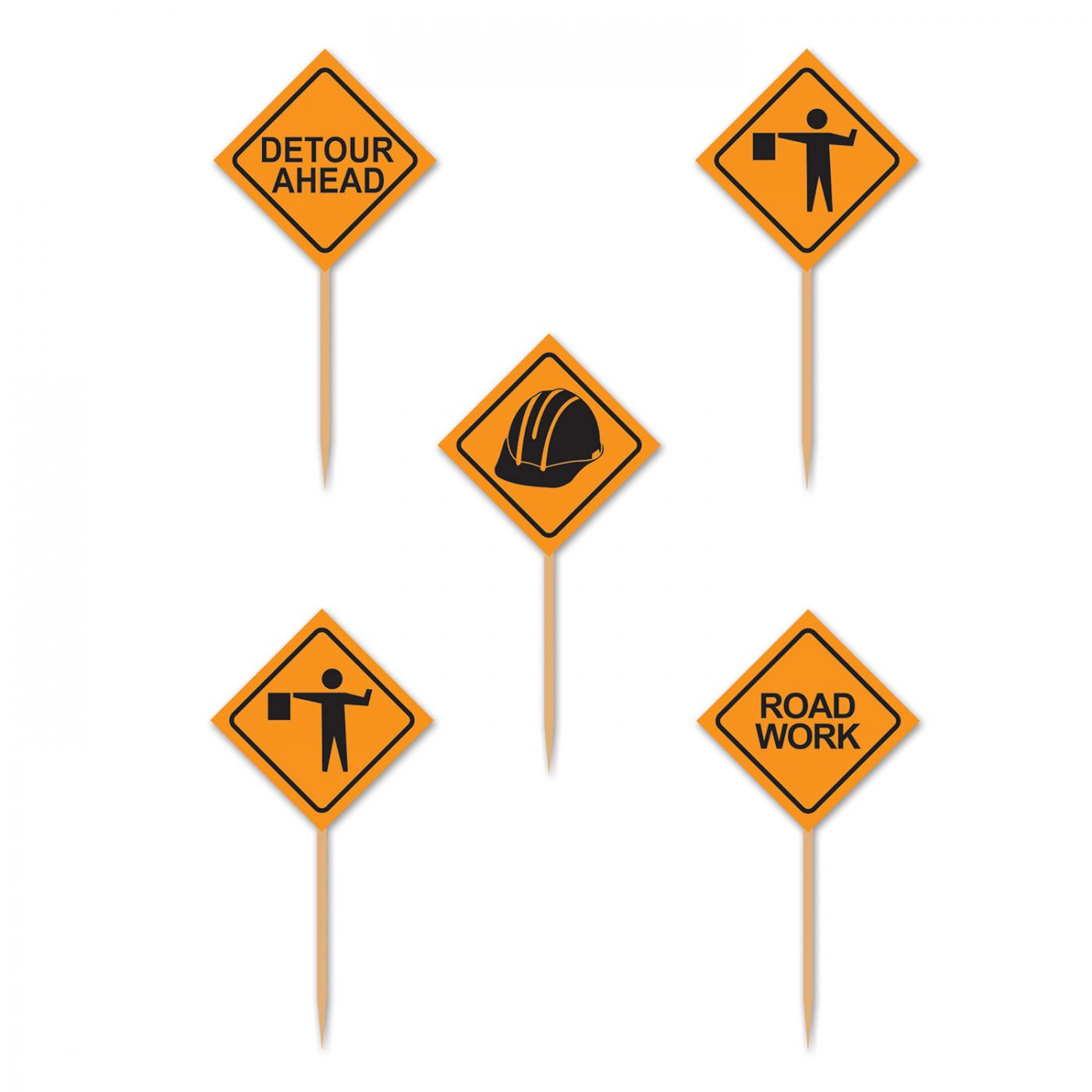 Construction Signs Picks image
