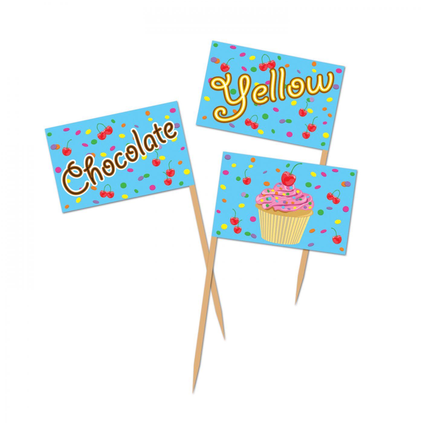 Cupcake Picks image