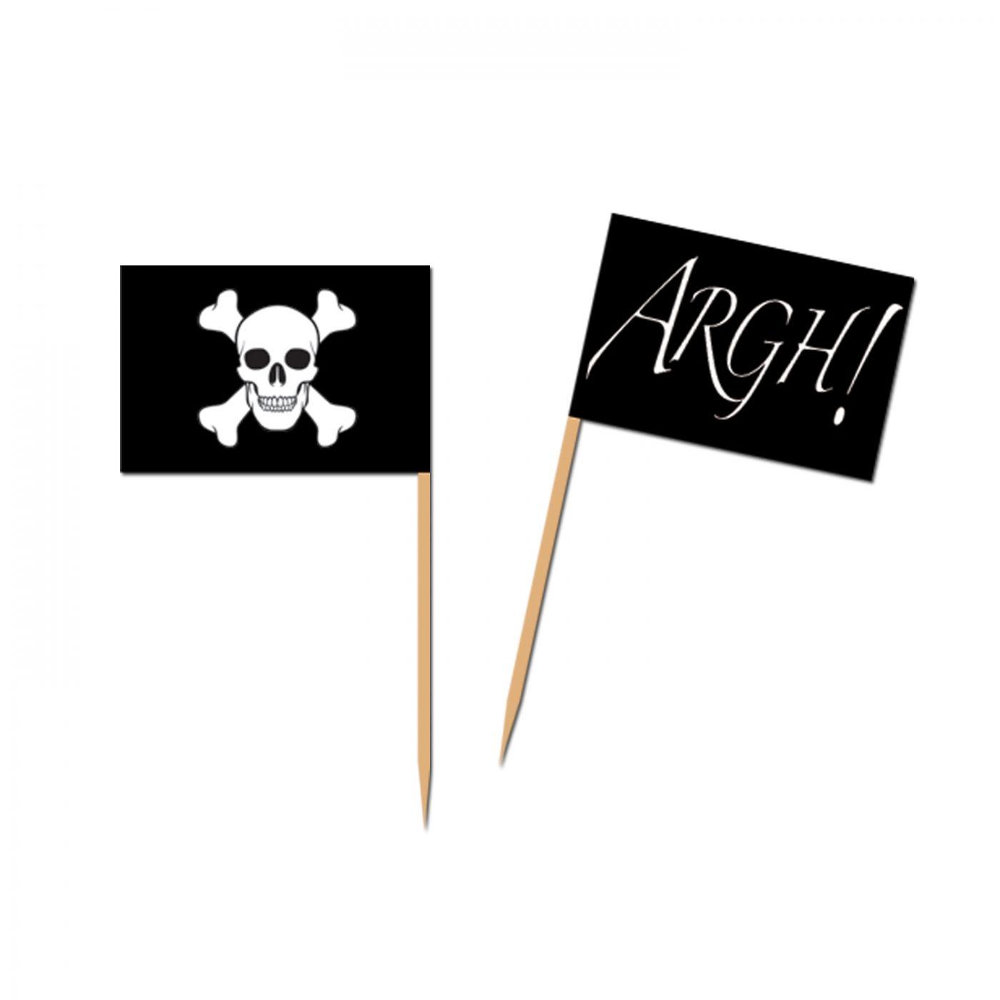Pirate Flag Picks image