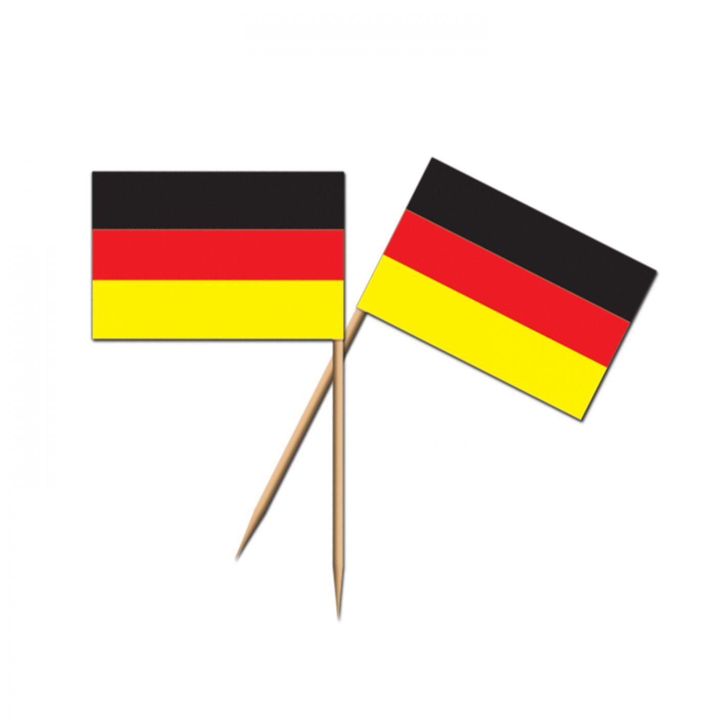 German Flag Picks image