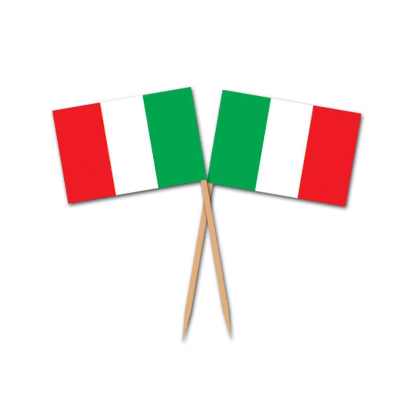 Italian Flag Picks image