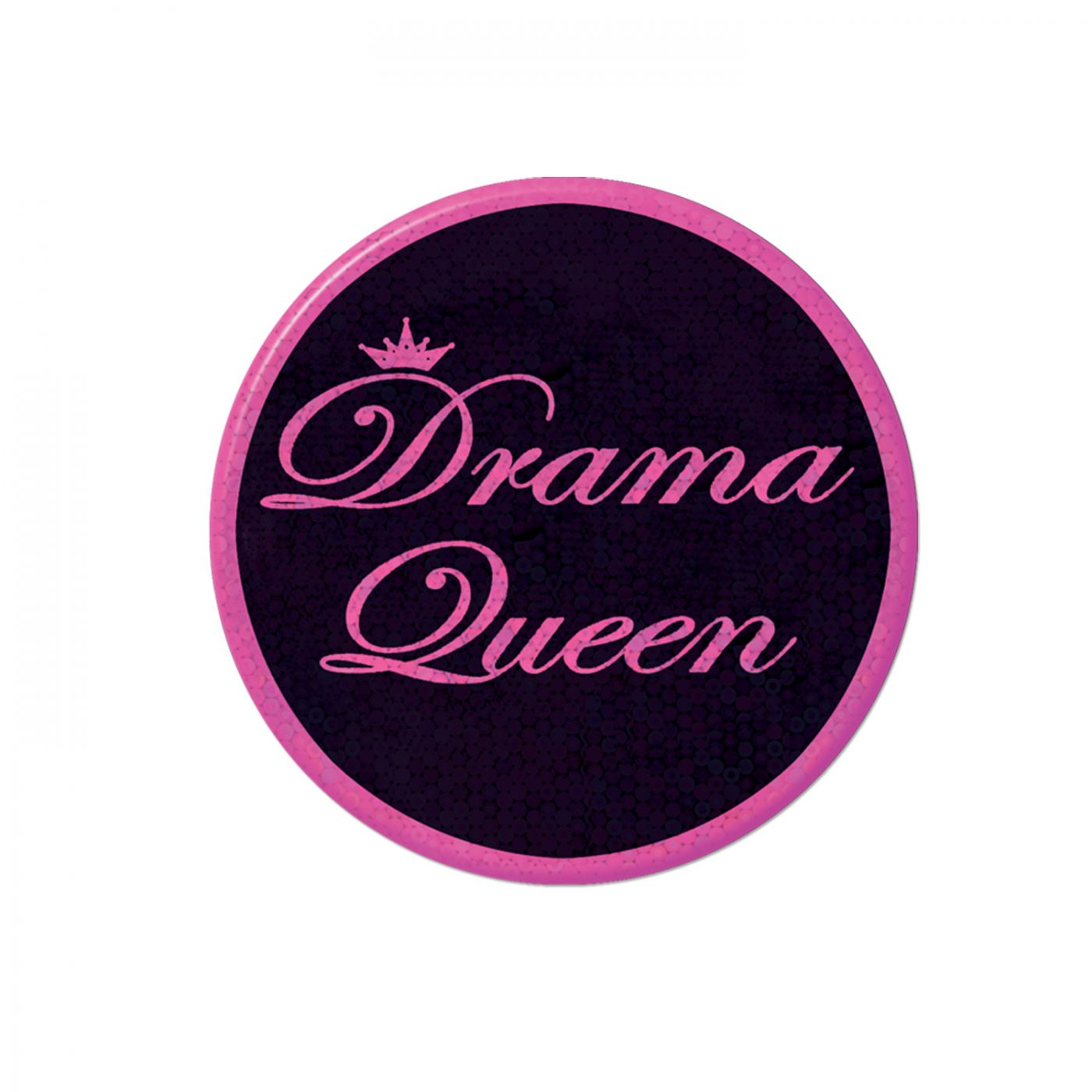 Drama Queen Button image