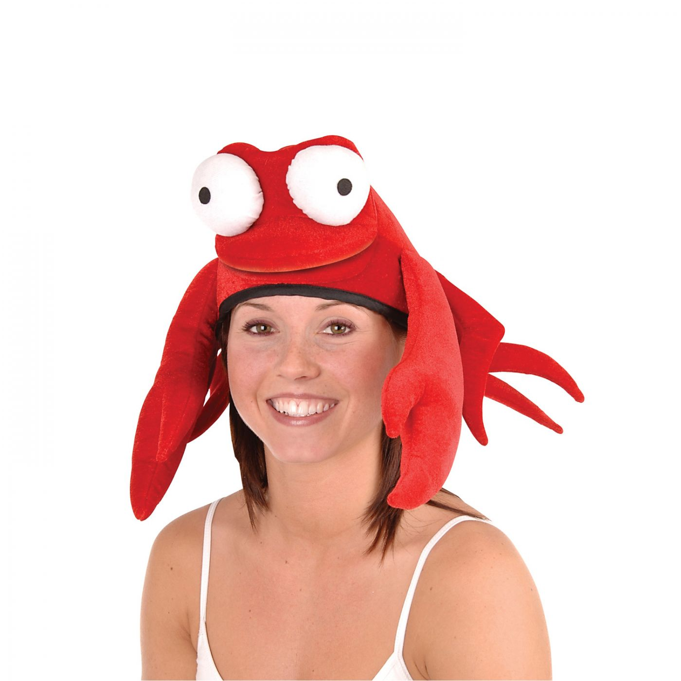 Plush Crab Hat (6) image