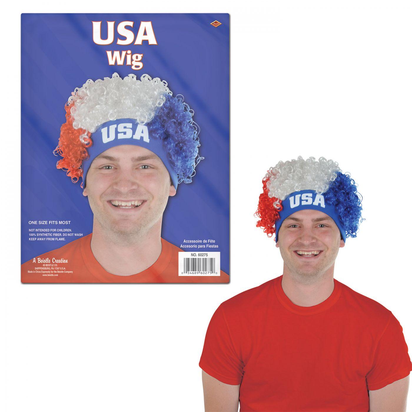USA Wig image