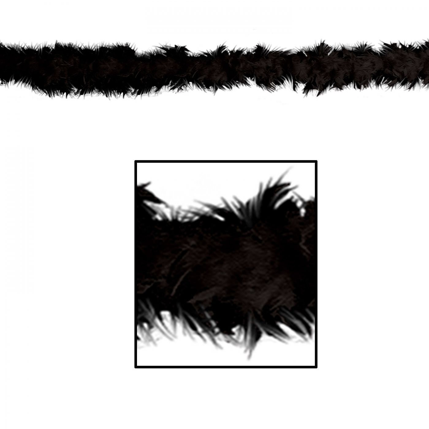 Fancy Feather Boa (6) image