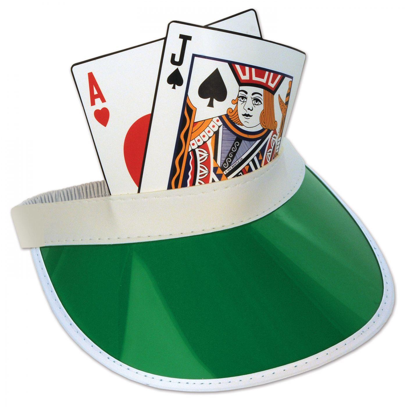 Blackjack Visor image