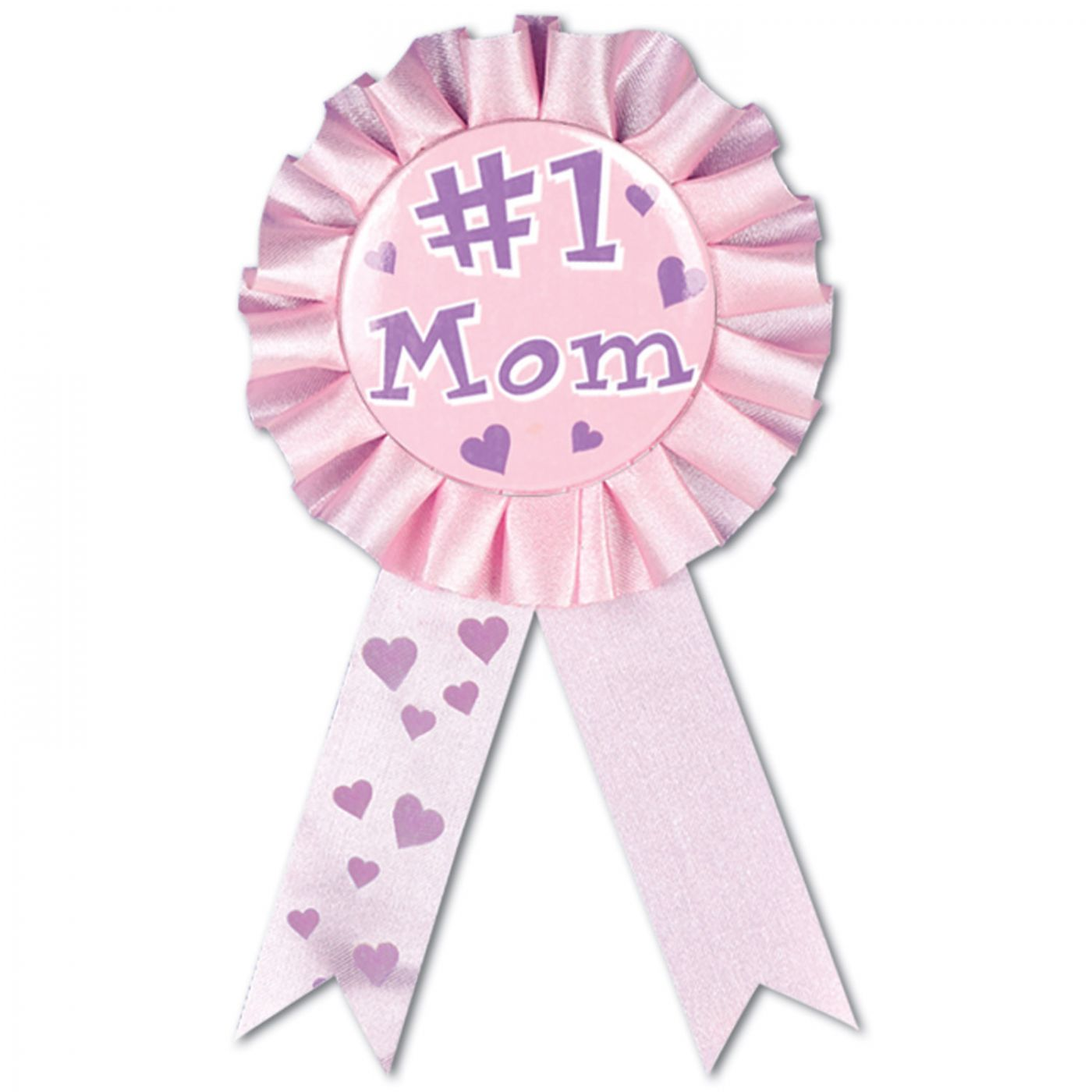 #1 Mom Award Ribbon (6) image