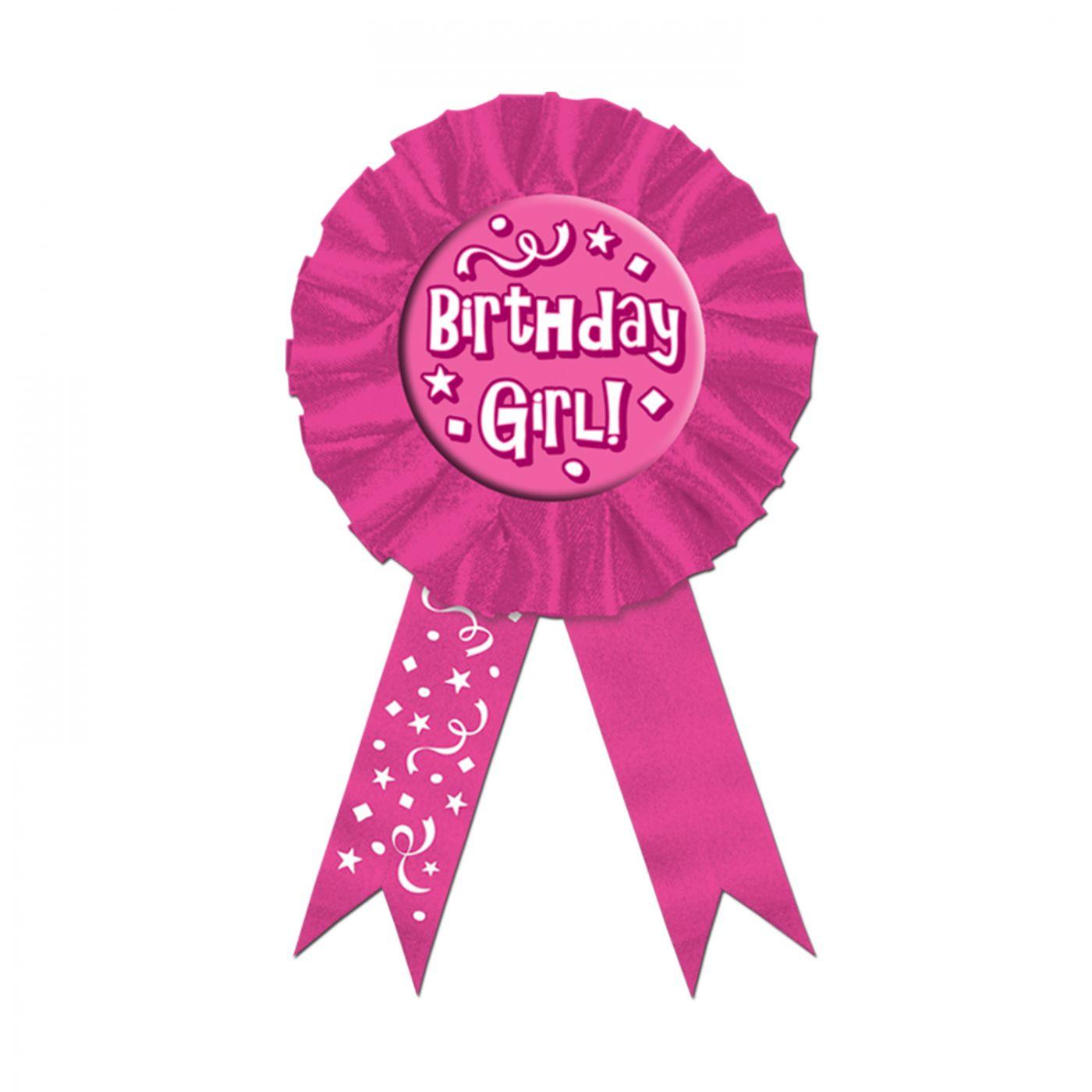 Image of Birthday Girl! Award Ribbon (6)