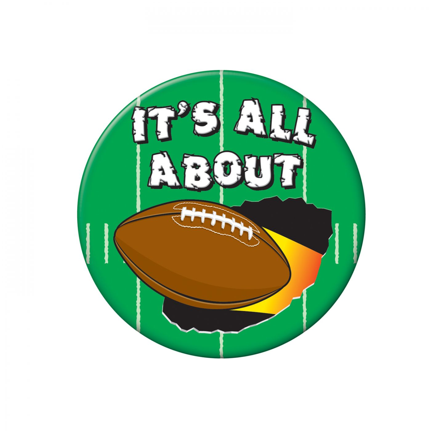 It's All About Football Button image