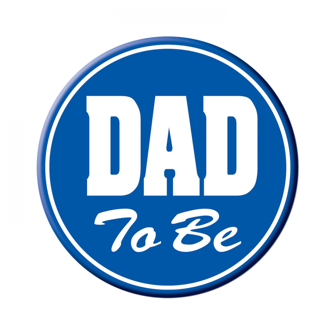 Dad To Be Button image
