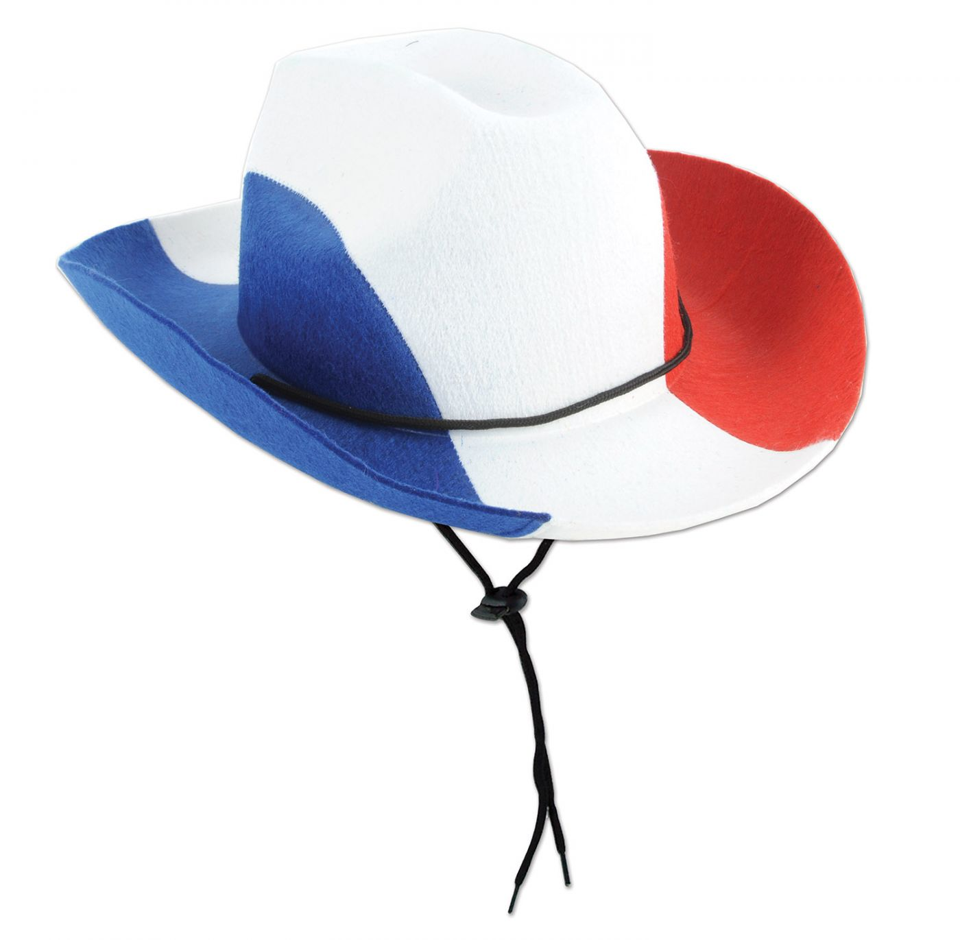 Patriotic Felt Cowboy Hat (6) image