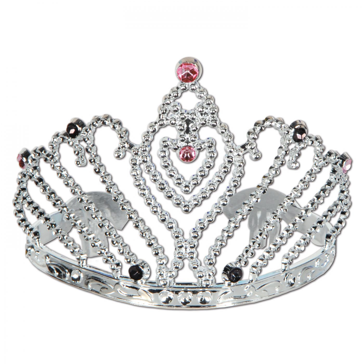 Plastic Bachelorette Party Tiara image