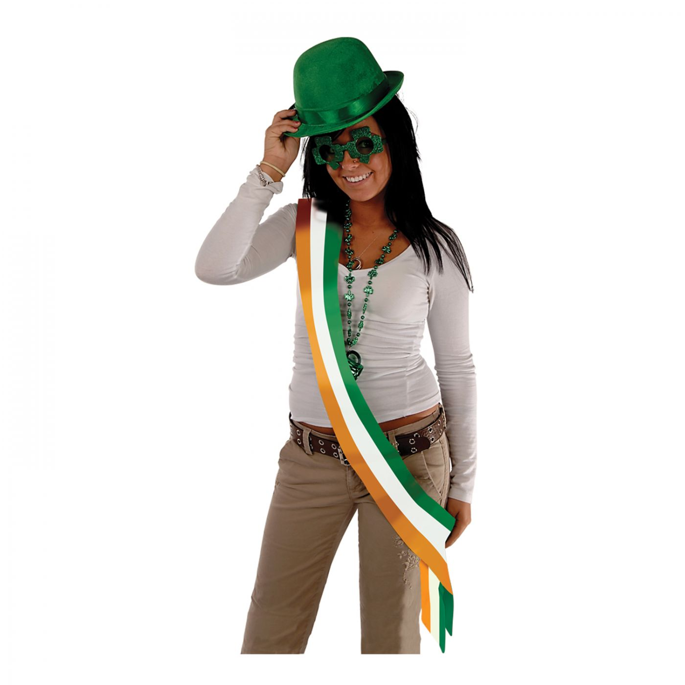 Irish Satin Sash (6) image