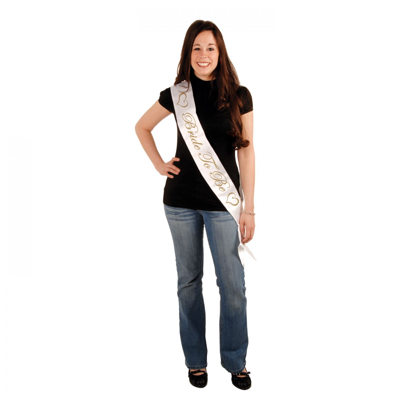 Image of Bride To Be Satin Sash (6)