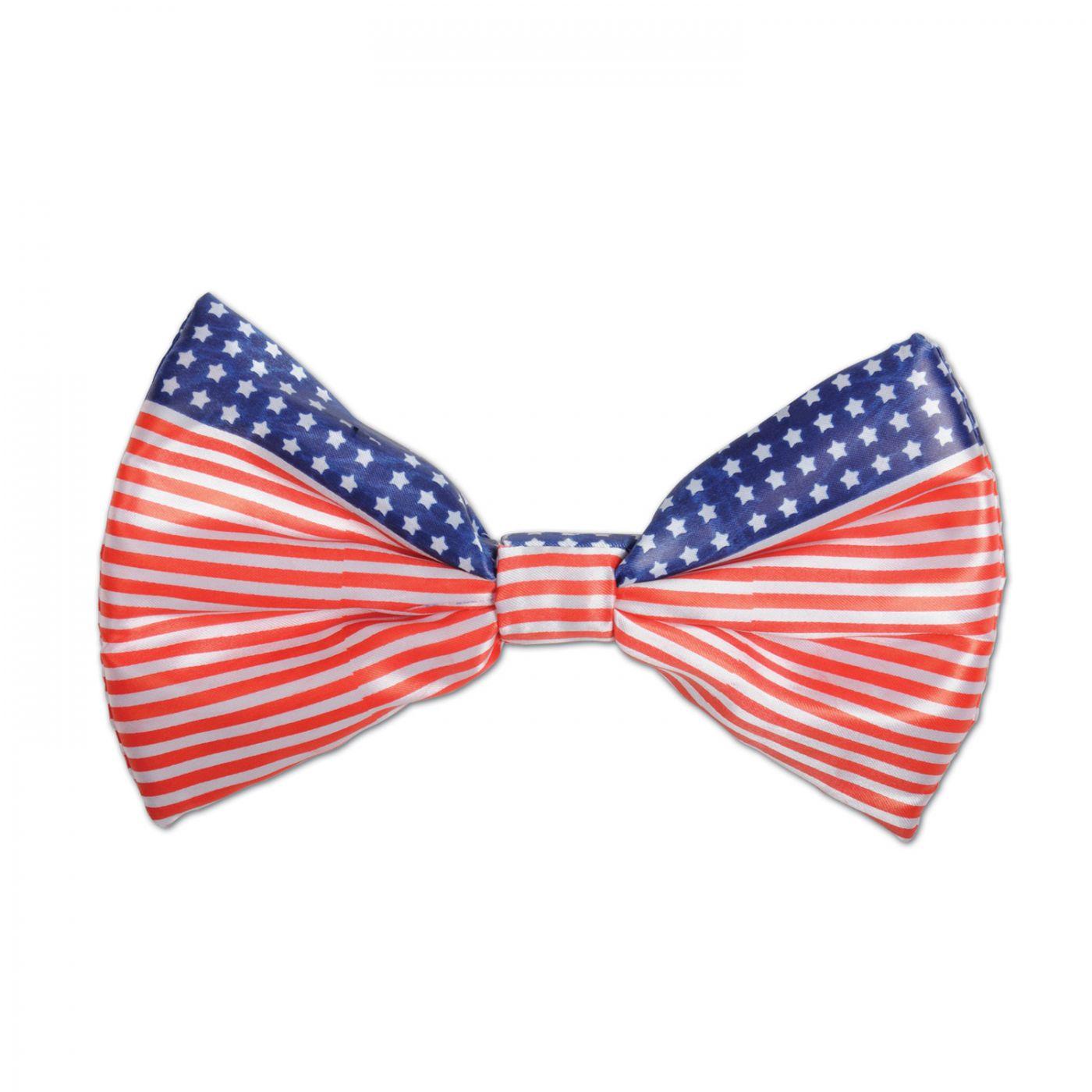 Patriotic Bow Tie image