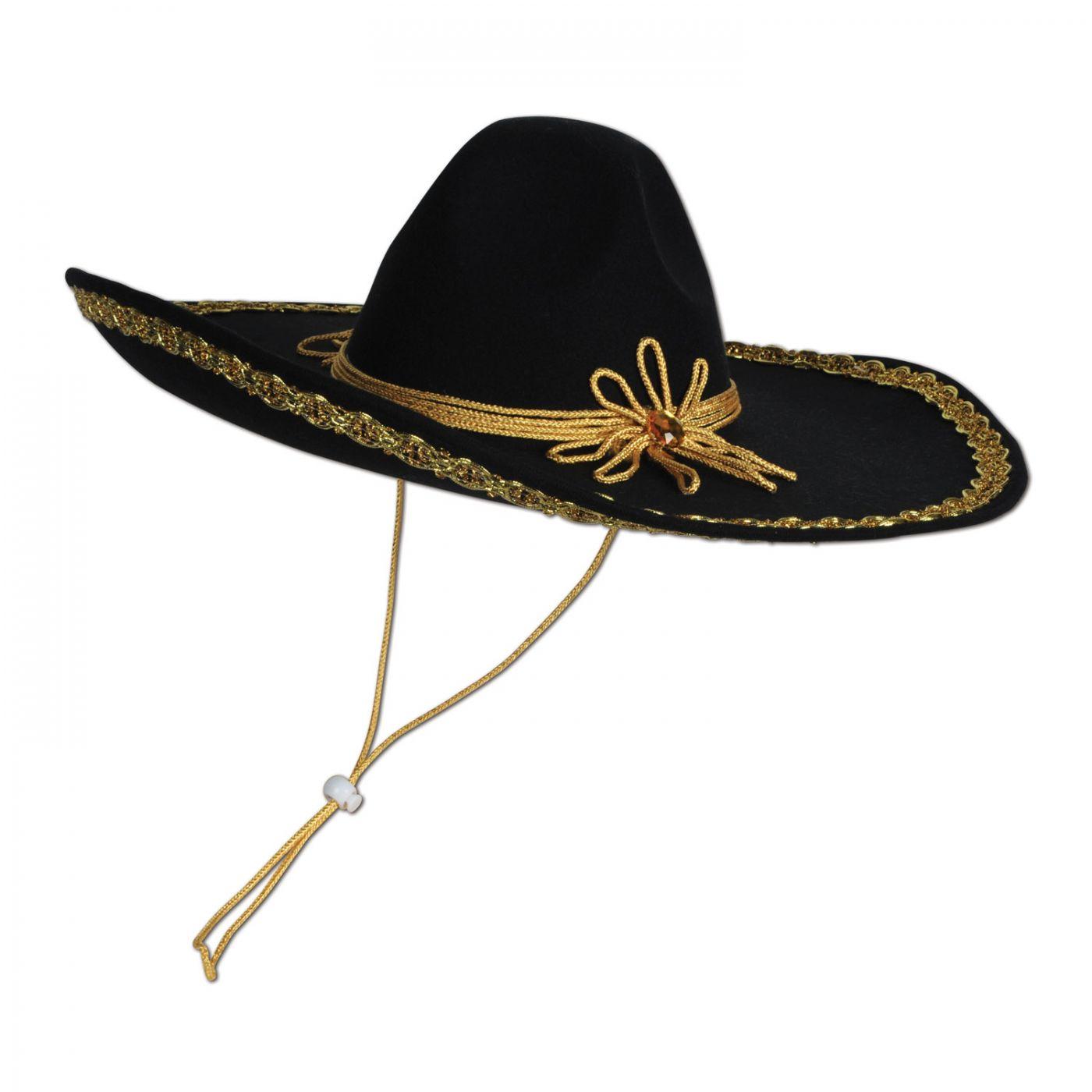 Felt Sombrero (6) image