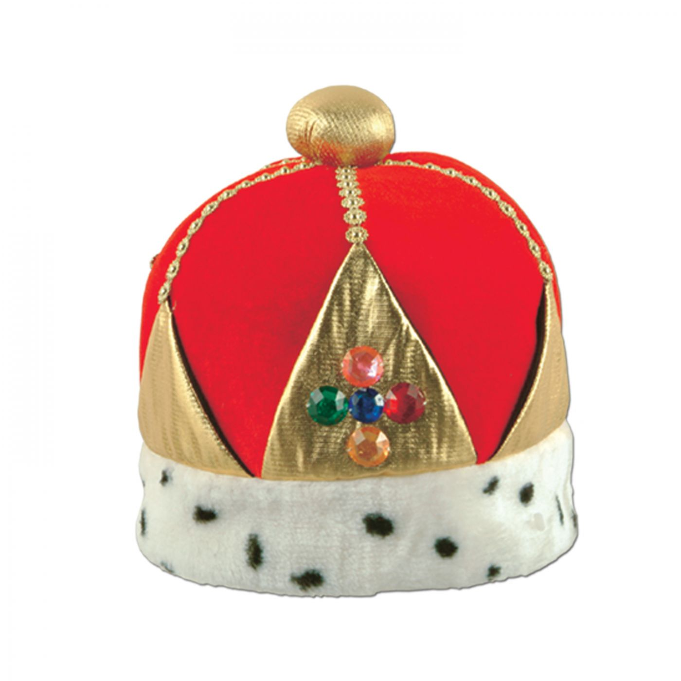 Plush Imperial Queen's Crown image
