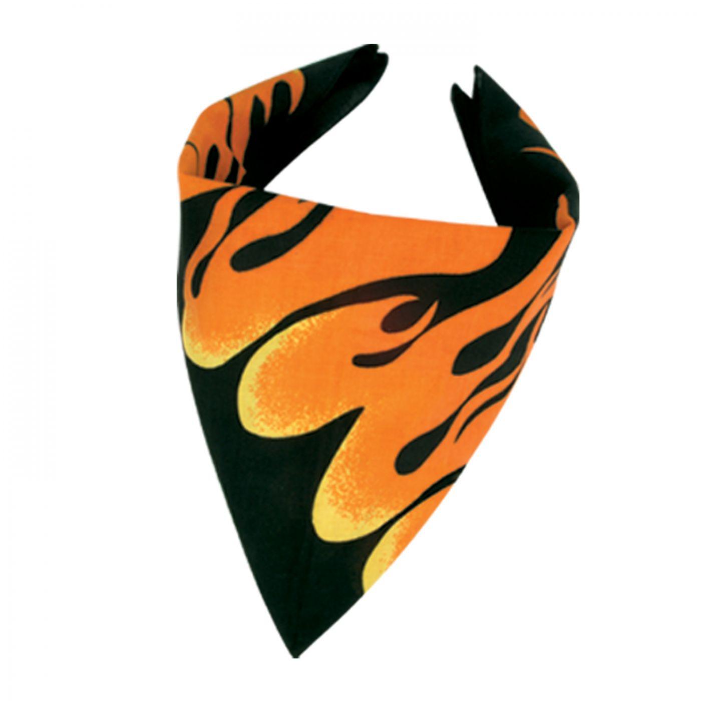Flame Bandana image