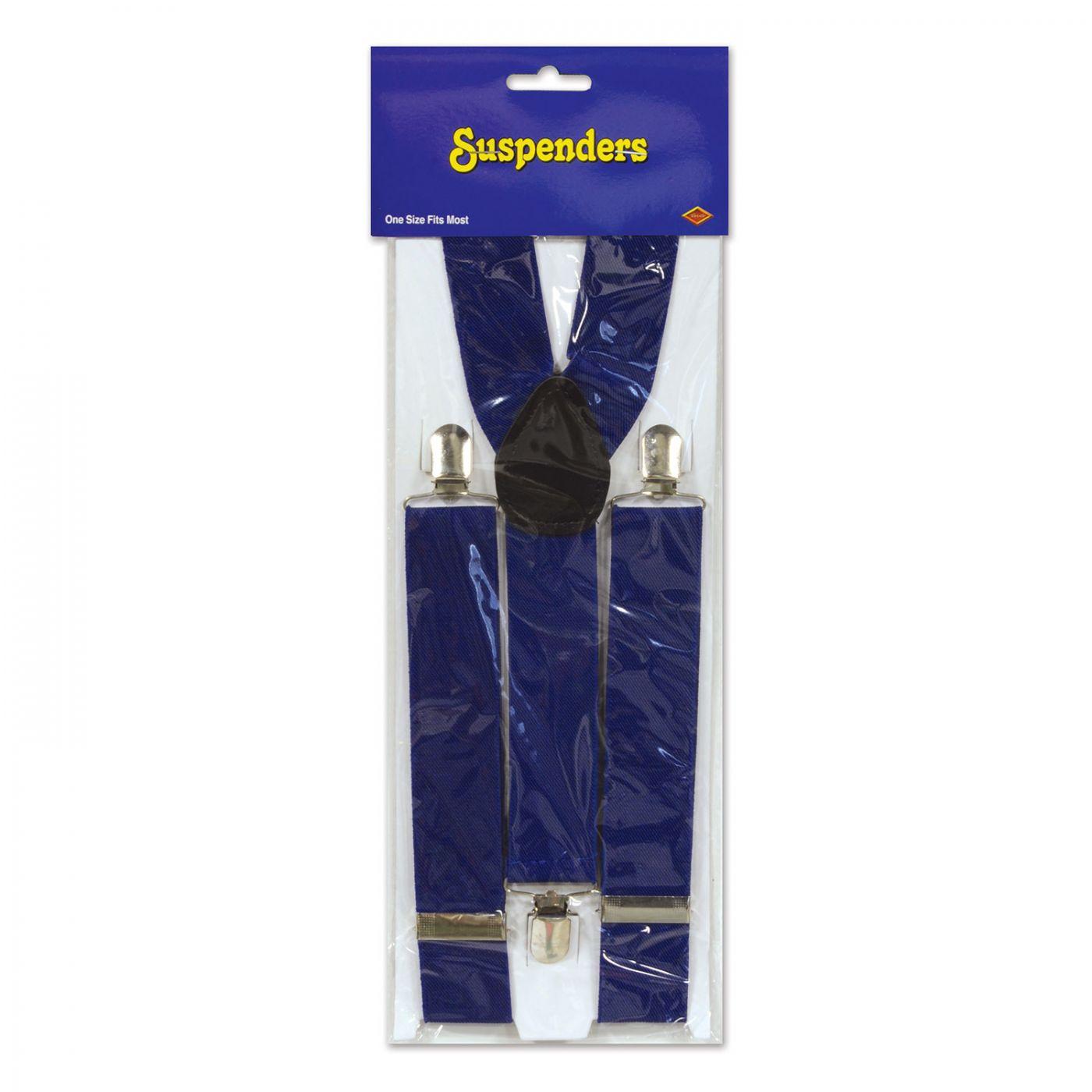Blue Suspenders image