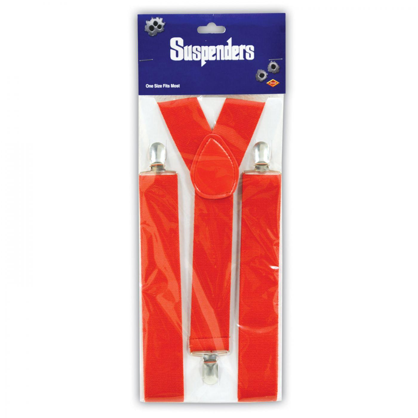 Red Suspenders image