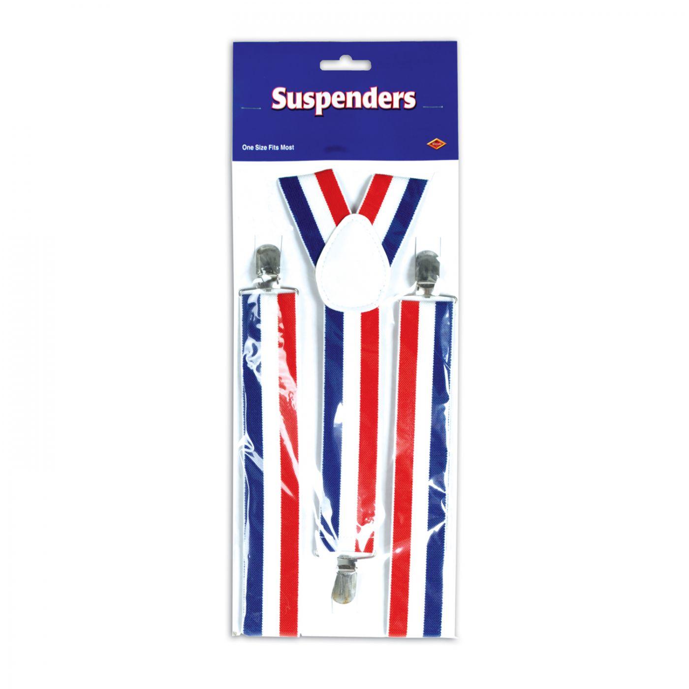 Patriotic Suspenders image