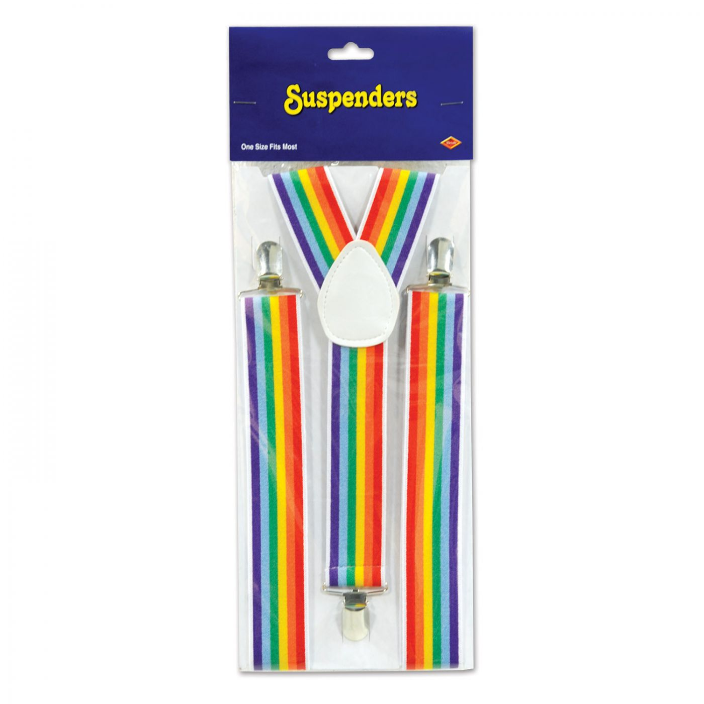 Rainbow Suspenders image