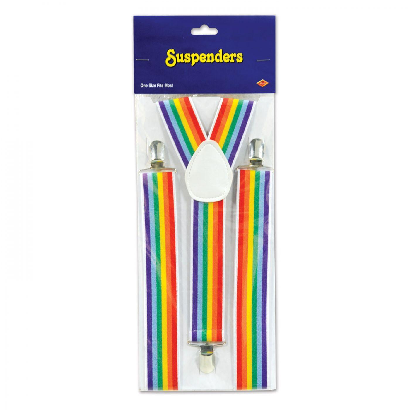 Rainbow Suspenders image