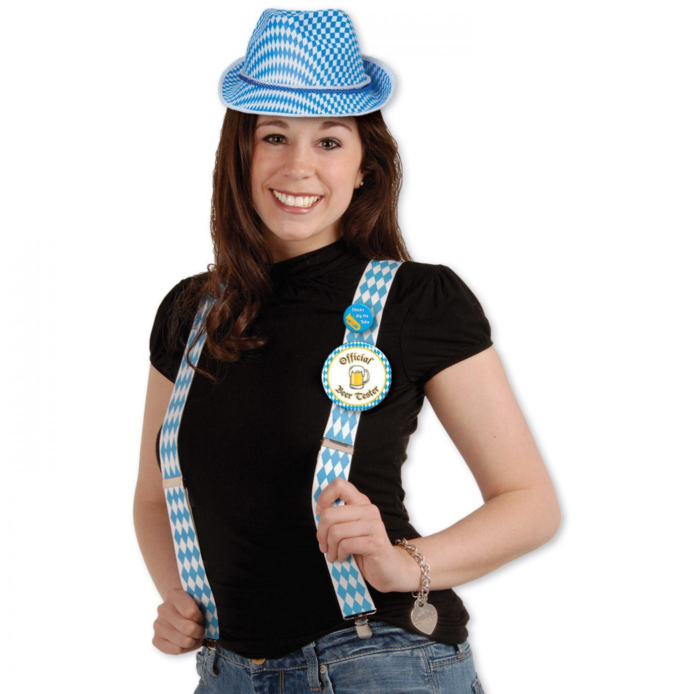 Oktoberfest Suspenders image