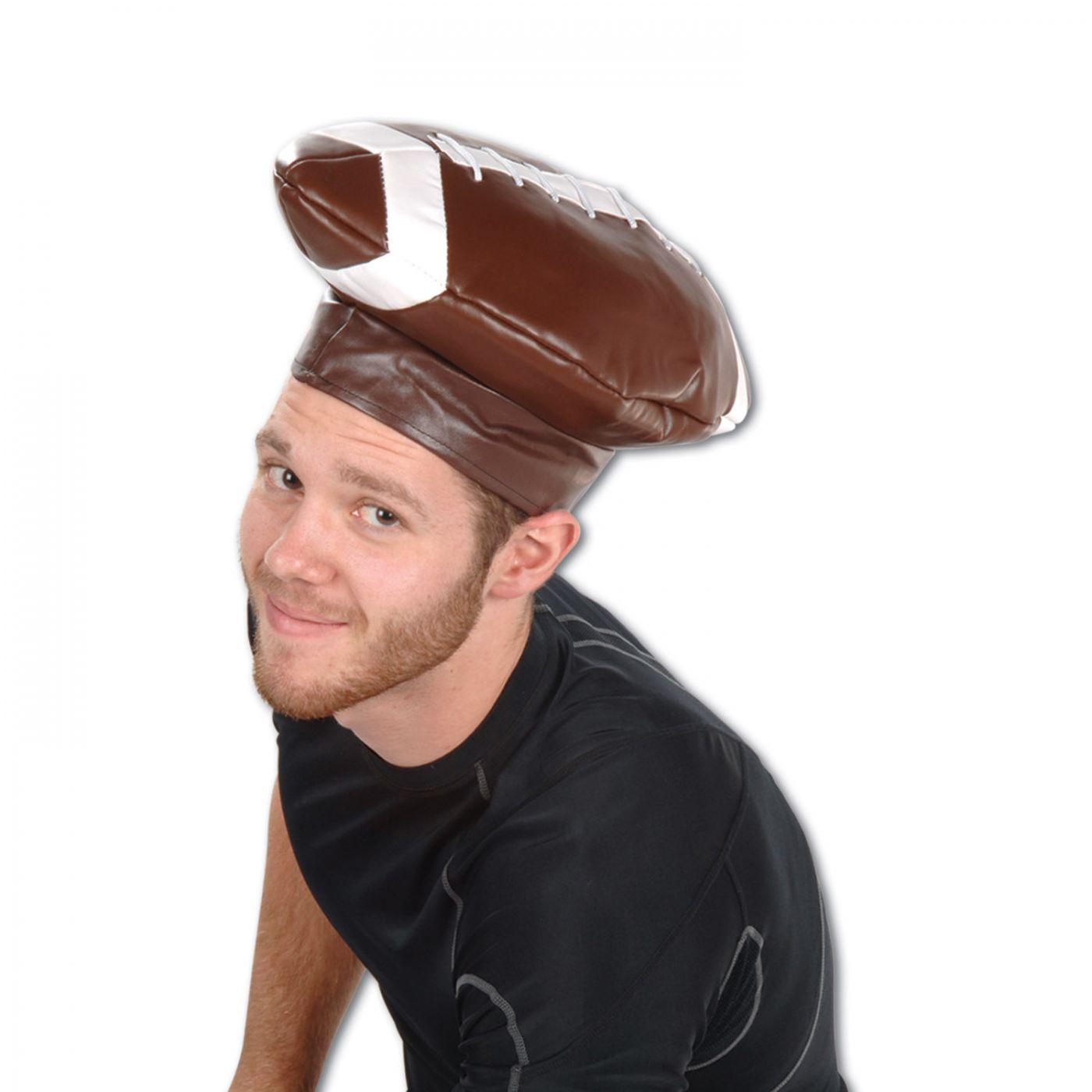 Vinyl Football Hat (6) image