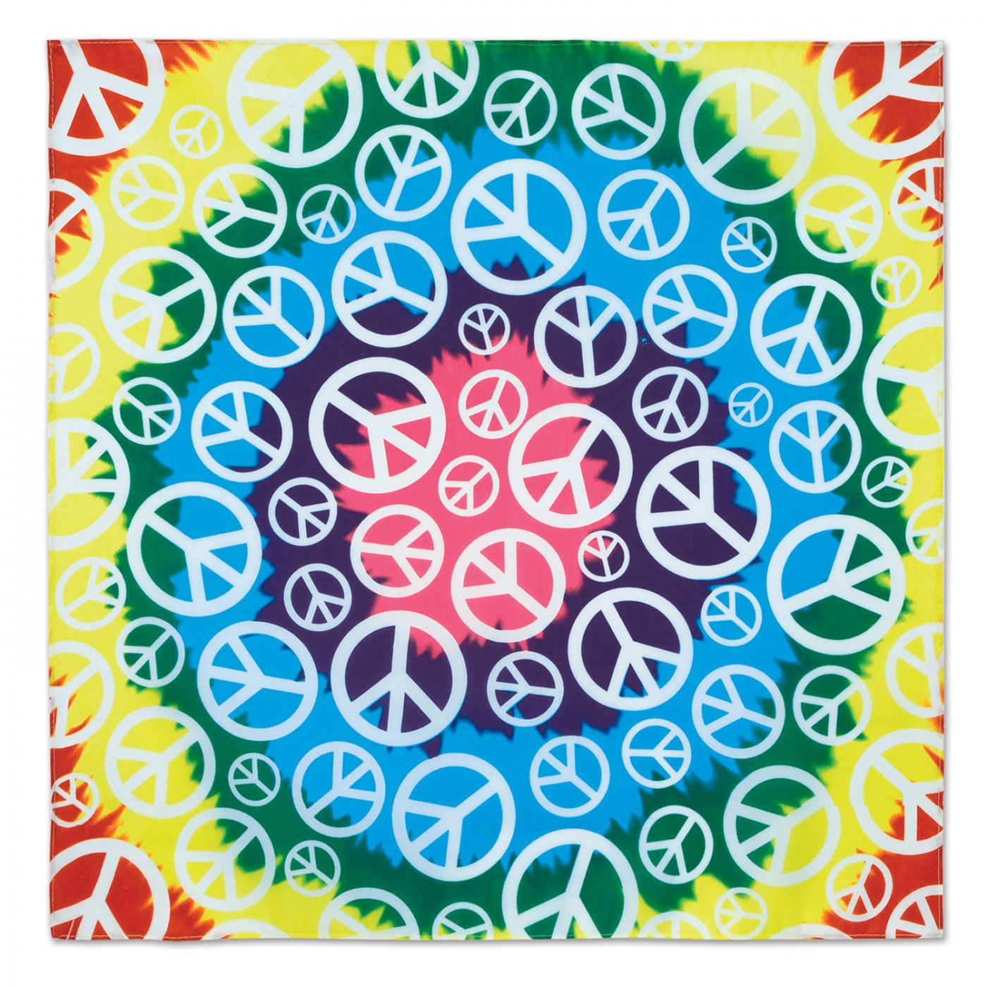 Peace Sign Bandana image
