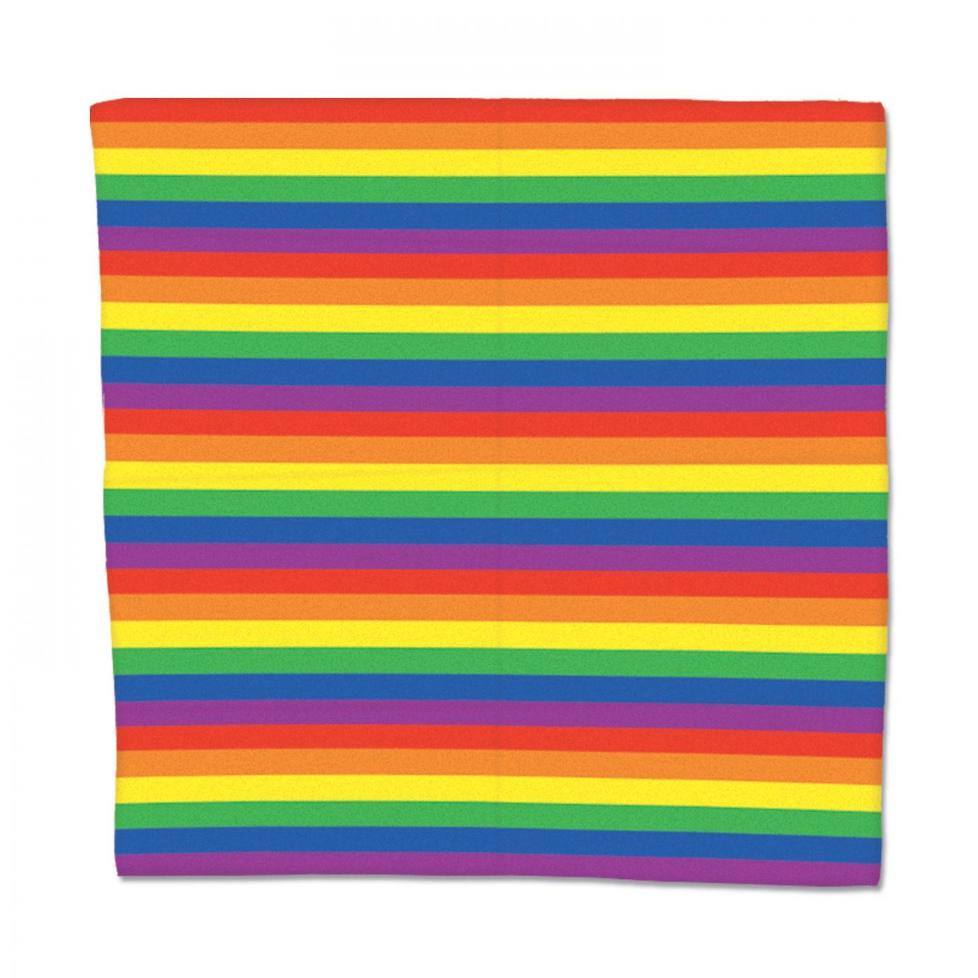 Rainbow Bandana image