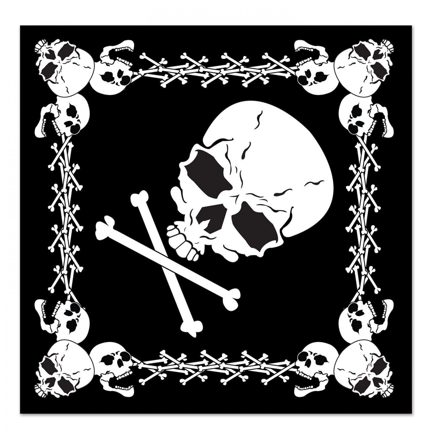 Skull & Crossbones Bandana image