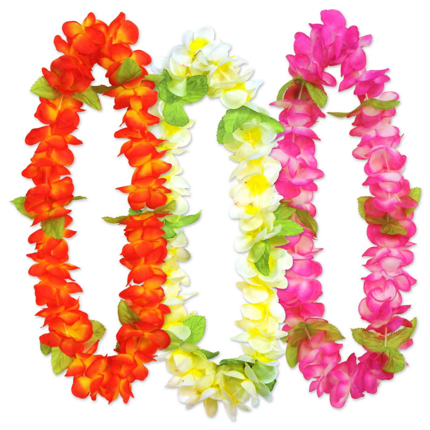 Sunset Floral Leis (6) image